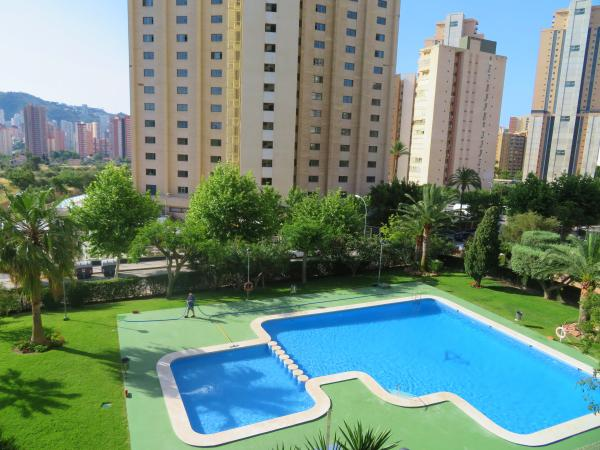 Avda. Europa Area/ 2 Bedrooms Apartment